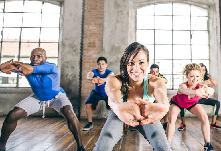 Abecedario de fitness