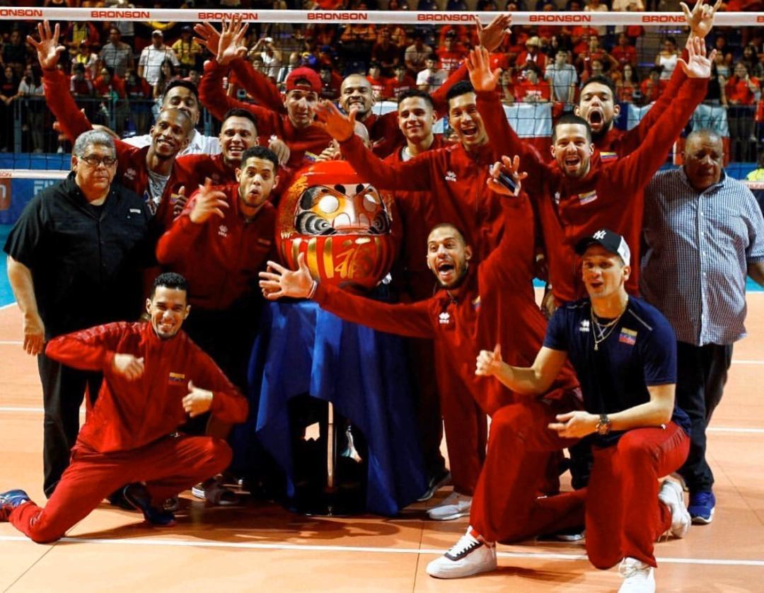 Historia del voleibol en Venezuela
