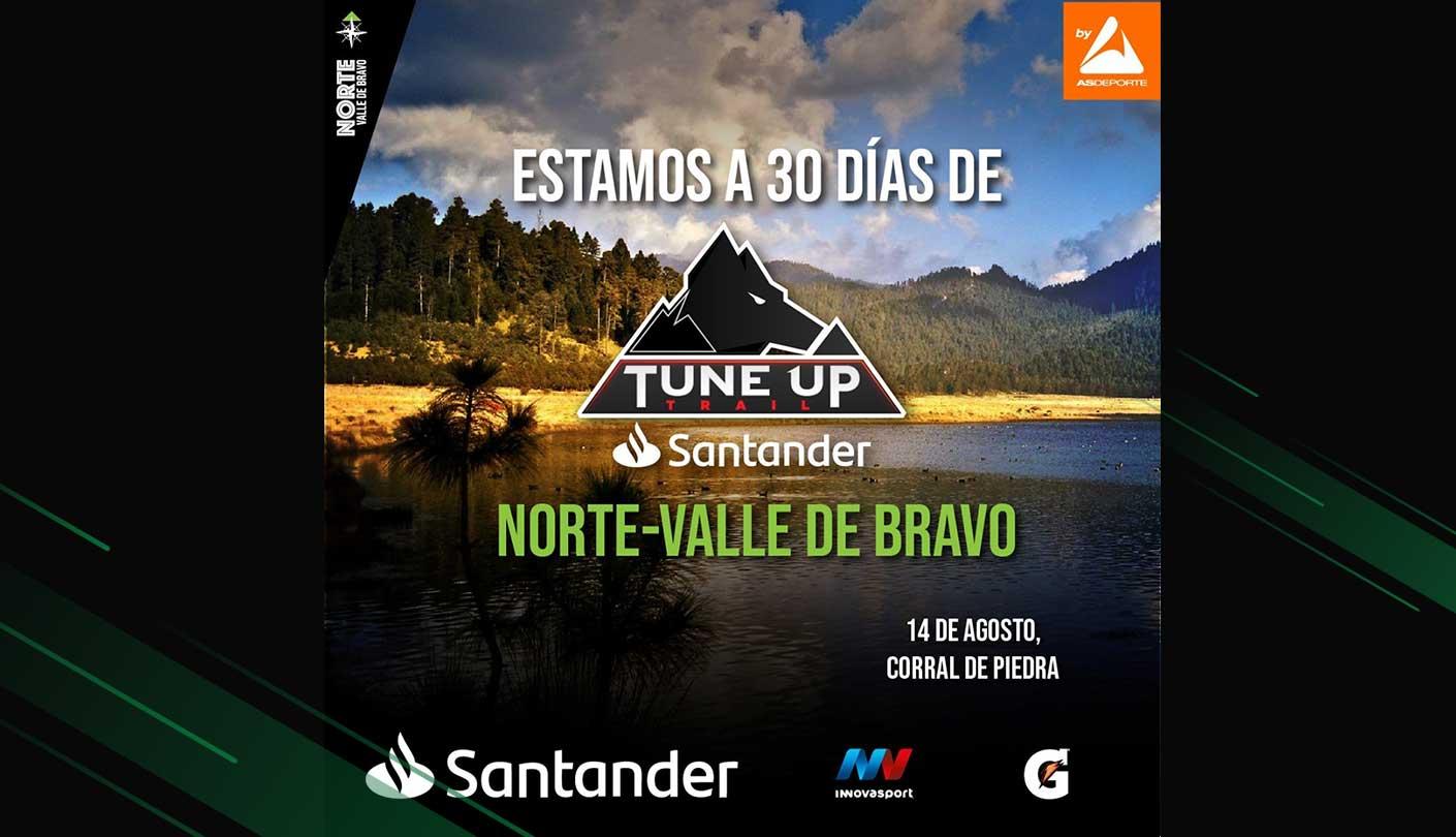 Tune Up TRAIL Santander