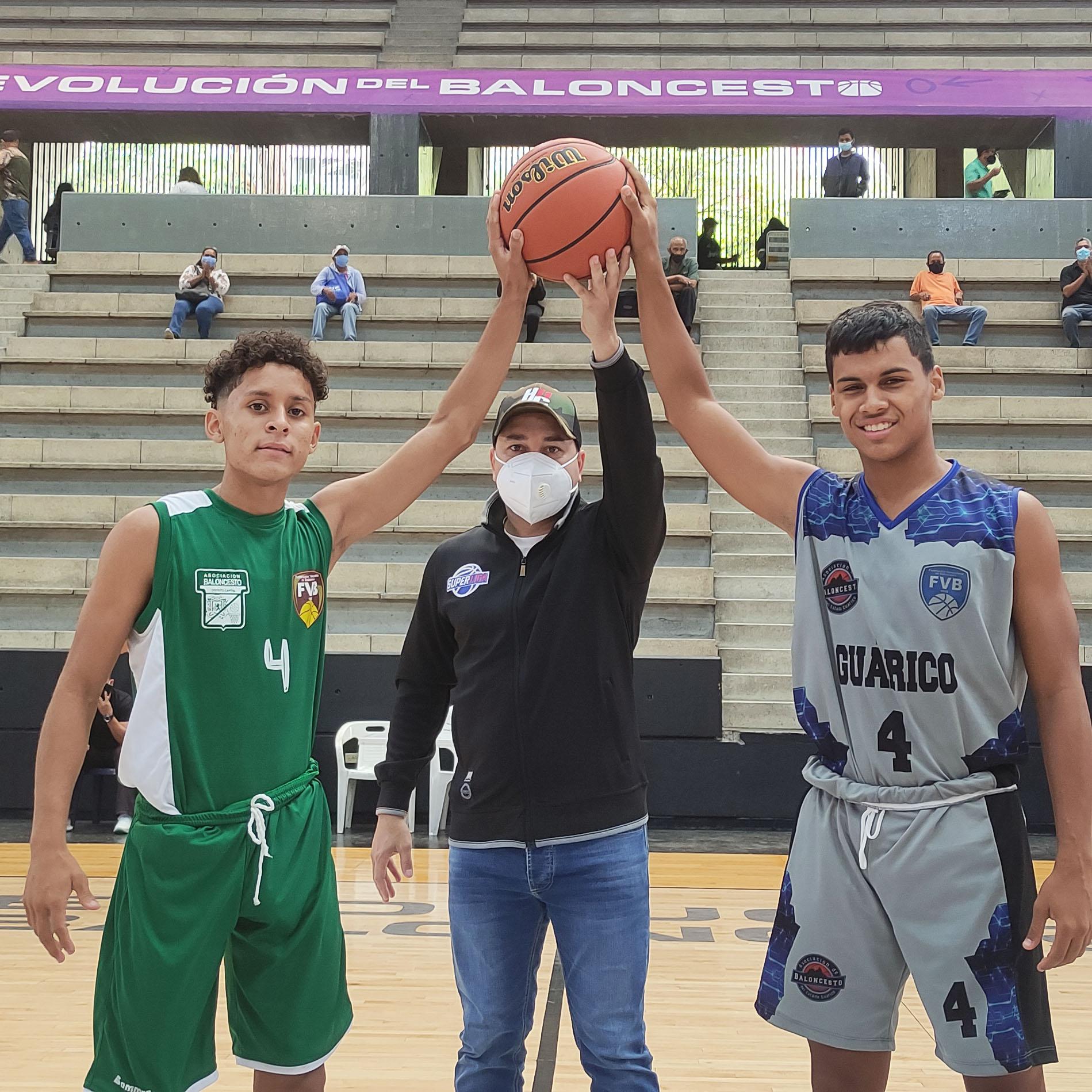 Miranda, Distrito Capital y Aragua dominan la Región Central de las Eliminatorias Regionales U17