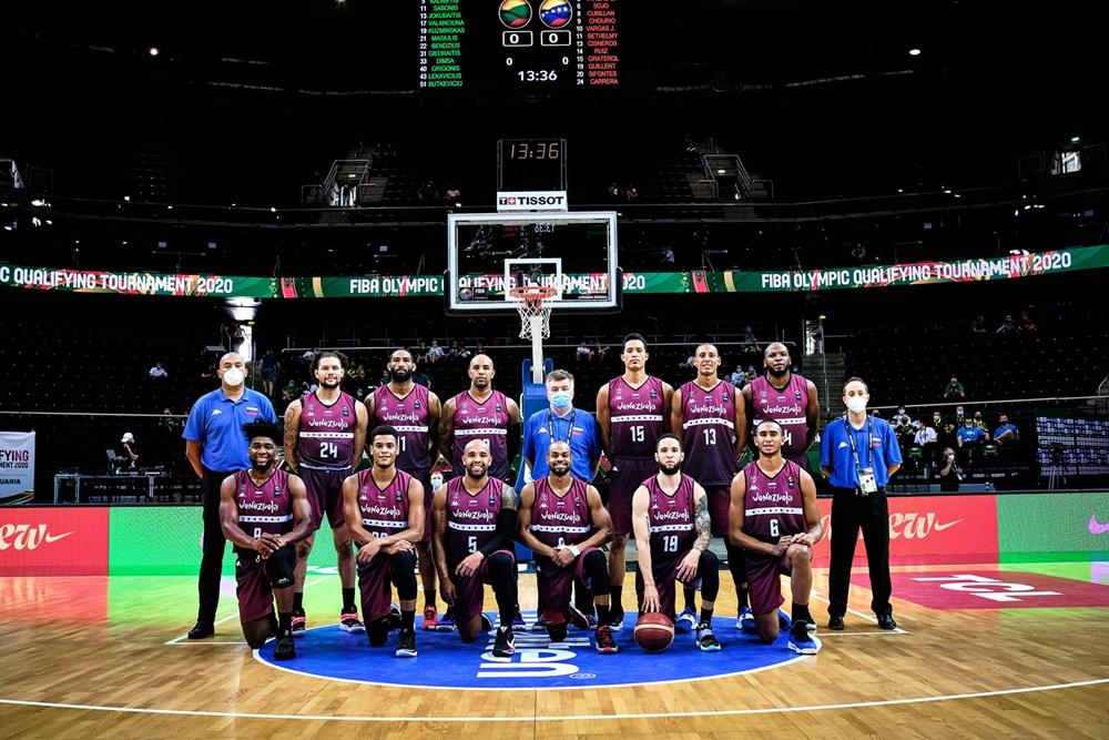 Venezuela subió al puesto 15 del ranking FIBA