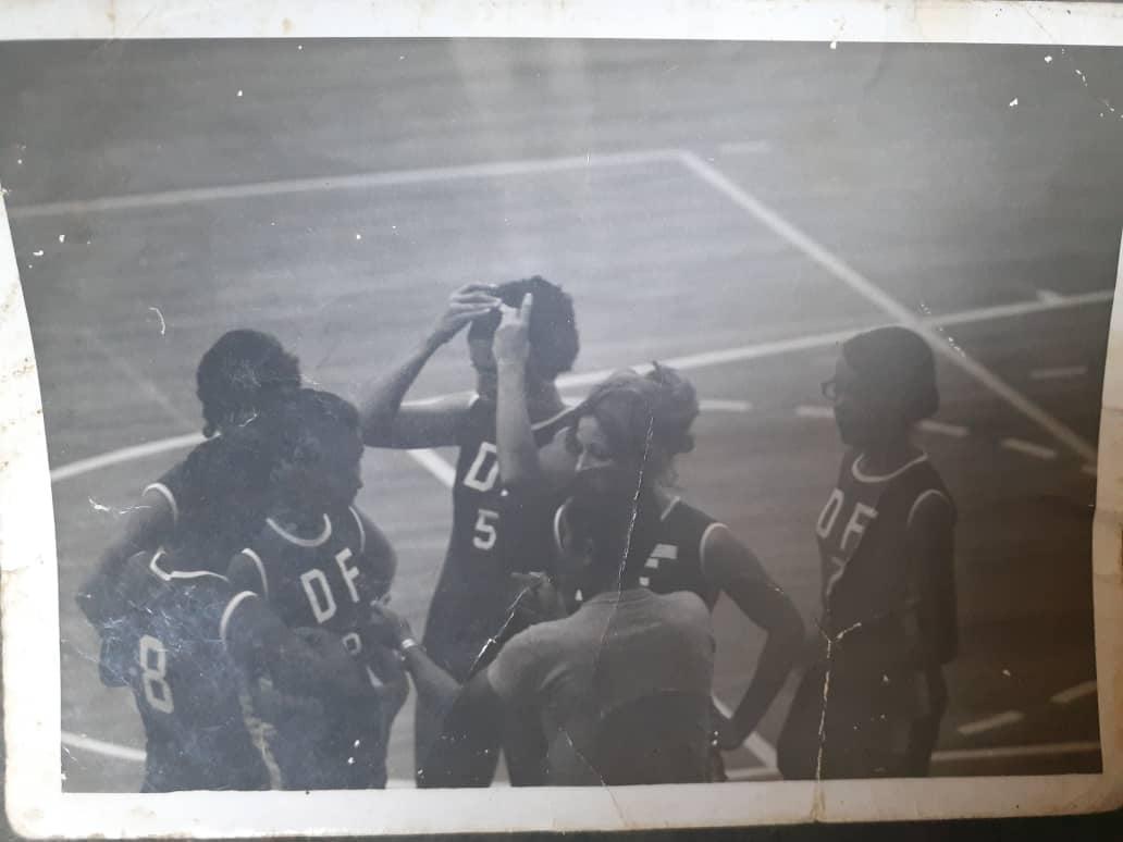 Glorias del Volley Femenino: Ángela Longa
