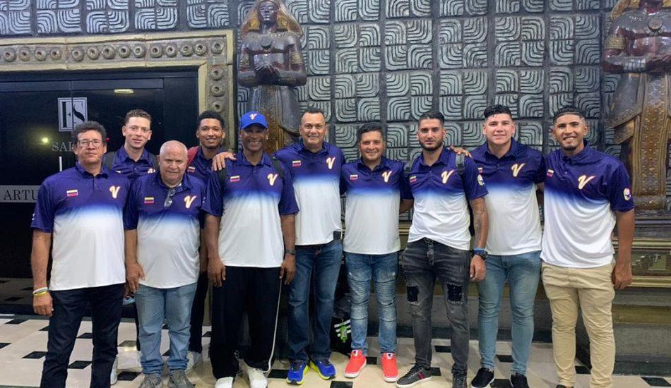 Team Beisbol Venezuela sub23 listo para afrontar el Mundial