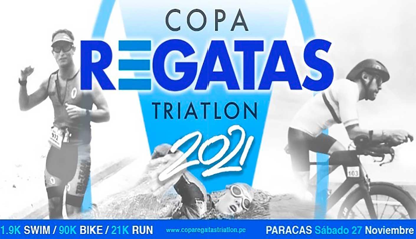 Copa Regatas Triatlón 2021