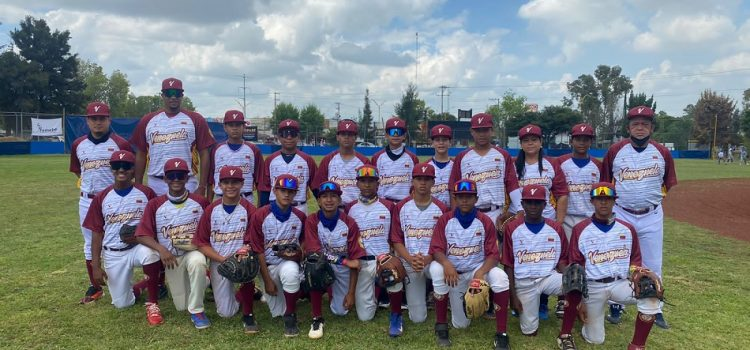 Premundial Sub12: Venezuela avanzó invicto a semifinales