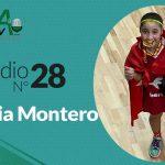 Valeria Montero Piña🏀: Cuando el talento viene de familia  PD Podcast 28
